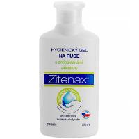 ZITENAX Hygienický gél na ruky 250 ml