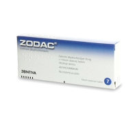 ZODAC 10 mg 7 tabliet